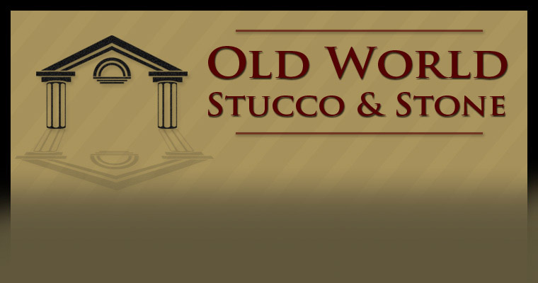 Old World Stucco and Stone